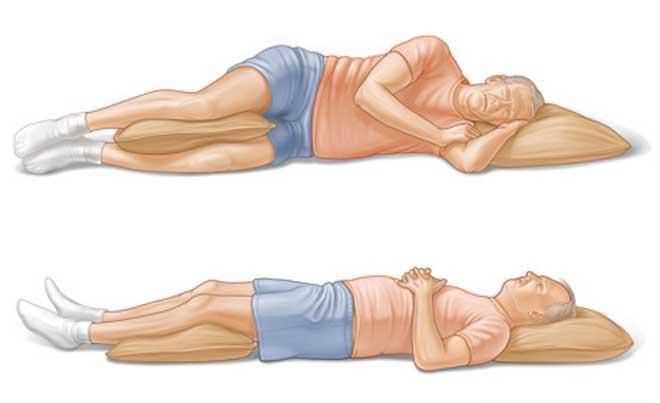 , Las 9 posiciones para dormir que pueden ayudarte a solucionar algunos problemas de salud!, Alimenta y Cura, Alimenta y Cura