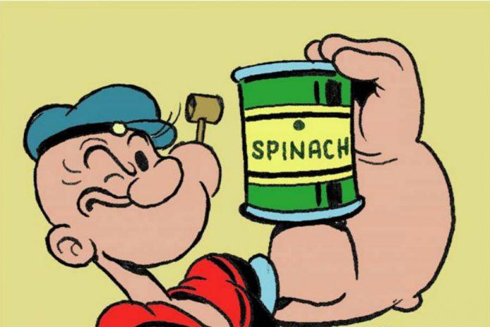 , Los maravillosos beneficios de la espinaca, Alimenta y Cura