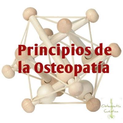 , LOS TRES PRINCIPIOS ELEMENTALES DE LA OSTEOPATÍA, Alimenta y Cura