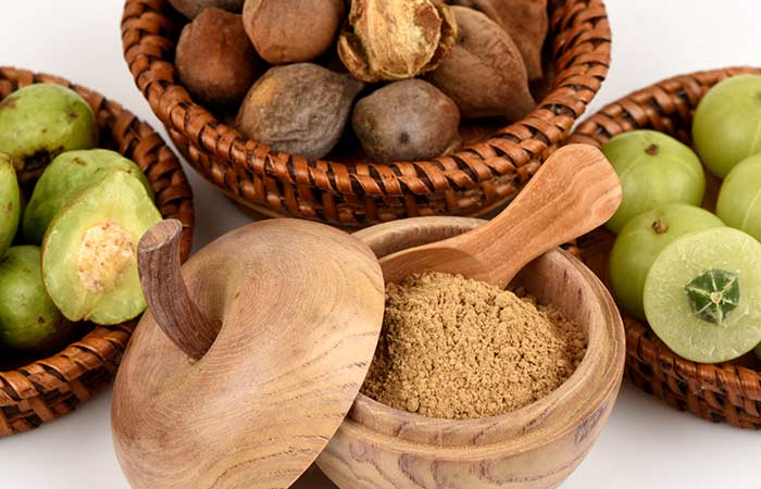 Health Benefits of Triphala Powder