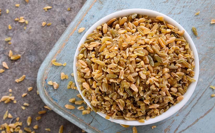 , ¿Conoces el freekeh? Un cereal de moda que tiene mucho que ofrecerte, Alimenta y Cura, Alimenta y Cura
