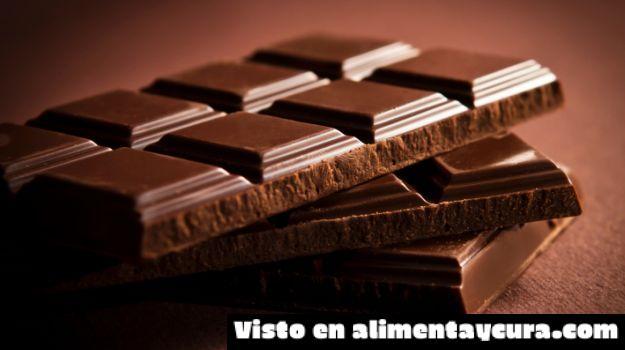 , El chocolate reduce los niveles de colesterol cuando se consume en pequeñas cantidades y sólo en algunas personas, Alimenta y Cura