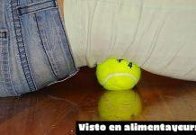 El truco de la pelota de tenis para aliviar el dolor de espalda, cuello o rodilla en segundos.