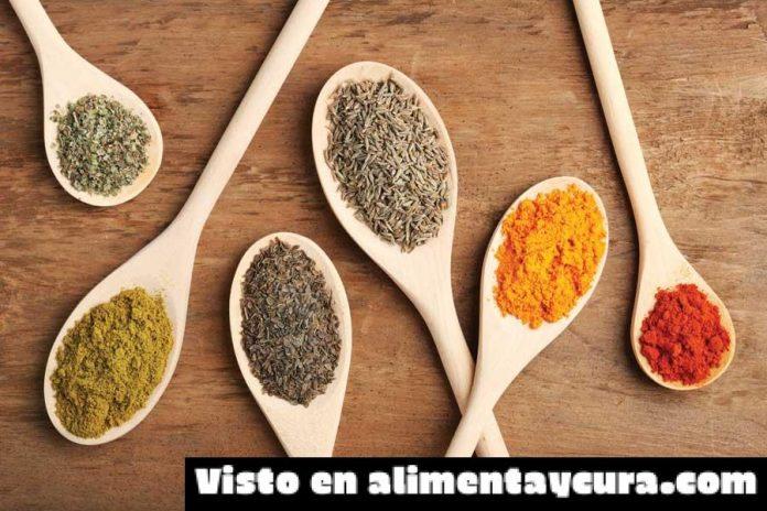 , Las hierbas para combatir los trigliceridos altos, Alimenta y Cura, Alimenta y Cura