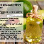Aceite de aguacate para el pelo: beneficios y cómo usarlo