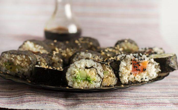 , Alga nori, algo más que el alga del sushi, Alimenta y Cura, Alimenta y Cura
