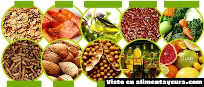 , Bajar el colesterol: Alimentos que te ayudan a controlar, Alimenta y Cura