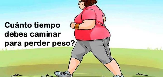 , Cuántos minutos debes caminar para perder mucho peso en poco tiempo sin esfuerzo, Alimenta y Cura, Alimenta y Cura