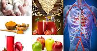 , 8 alimentos que ayudan a limpiar las arterias naturalmente, Alimenta y Cura