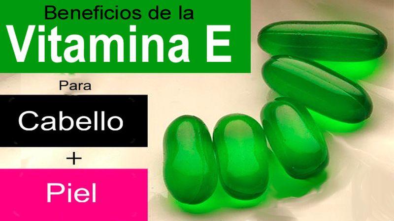 , Estas son 5 Razones por las Cuales Debes Usar Vitamina E Para la Piel y el Cabello, Alimenta y Cura, Alimenta y Cura