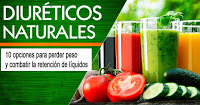 , 8 Diuréticos naturales que combaten la retención de líquidos efectivamente, Alimenta y Cura