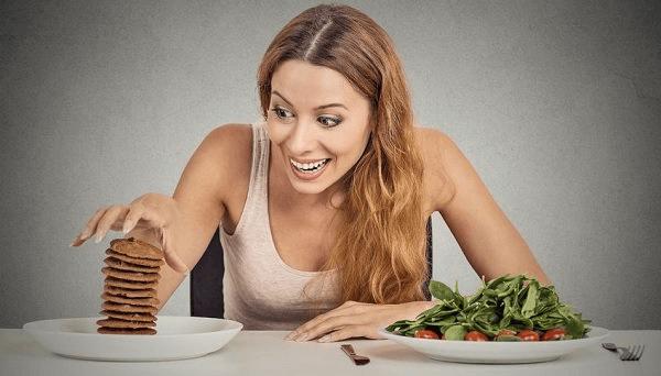 , ¡Algunos errores de dieta que no nos permiten perder peso!, Alimenta y Cura