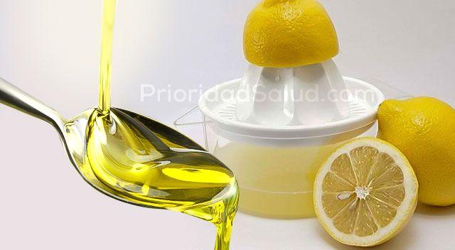 , Haz esto con 1 limón y 1 cucharada de aceite de oliva y te acordarás de este remedio para siempre, Alimenta y Cura
