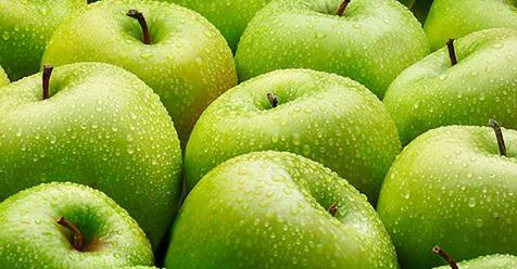 , Razones por las que hay que comer una manzana verde todos los días, Alimenta y Cura