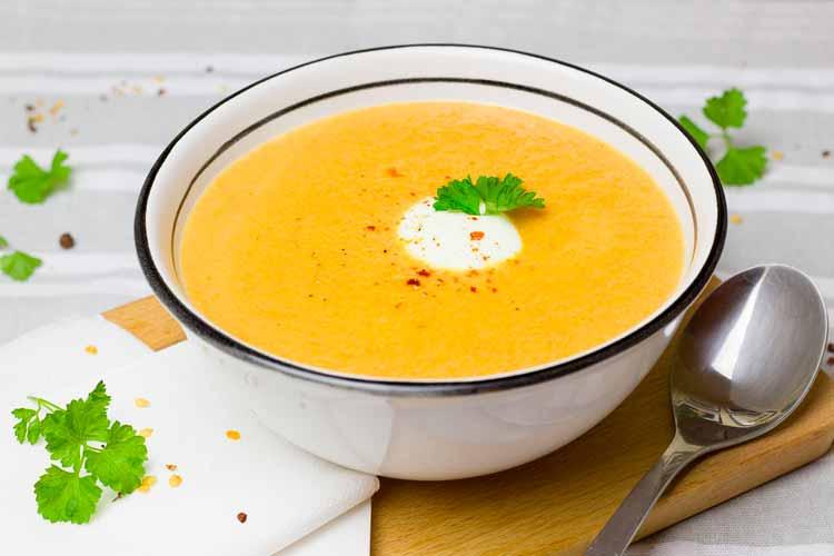 , 3 sopas y cremas que no pueden faltar en un almuerzo saludable, Alimenta y Cura