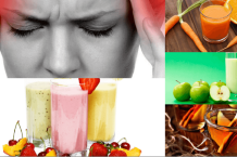 , Como Quitar El Dolor De Cabeza Con Jugos Naturales, Alimenta y Cura, Alimenta y Cura