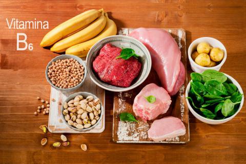 , 6 Sintomas de que tienes deficiencia de vitamina B6, Alimenta y Cura