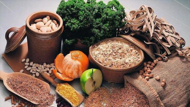 , Alimentos ricos en fibra, los mejores para combatir la ansiedad, Alimenta y Cura