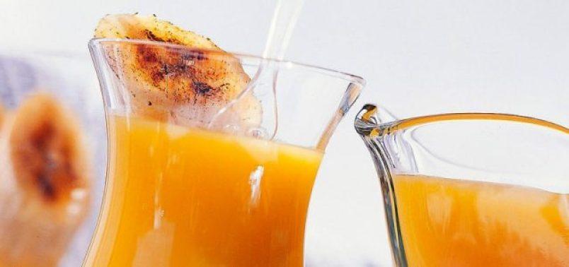 , Batido adelgazante de naranja, desayuno, Alimenta y Cura