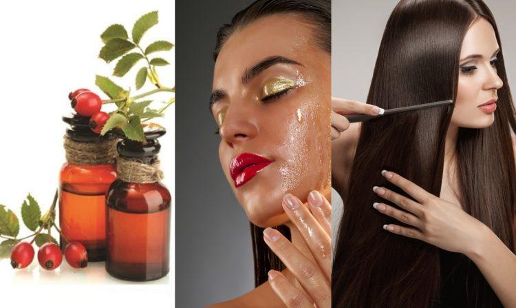 , Beneficios del aceite de rosa mosqueta para la piel y el cabello, Alimenta y Cura, Alimenta y Cura