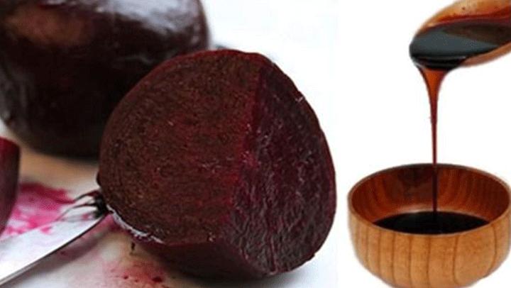 , Como preparar el jugo de remolacha y melaza para destruir los quistes de ovario, Alimenta y Cura
