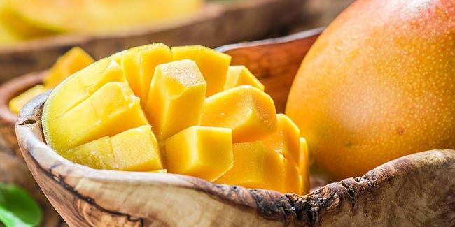 , 10 razones nutricionales para comer mango, Alimenta y Cura
