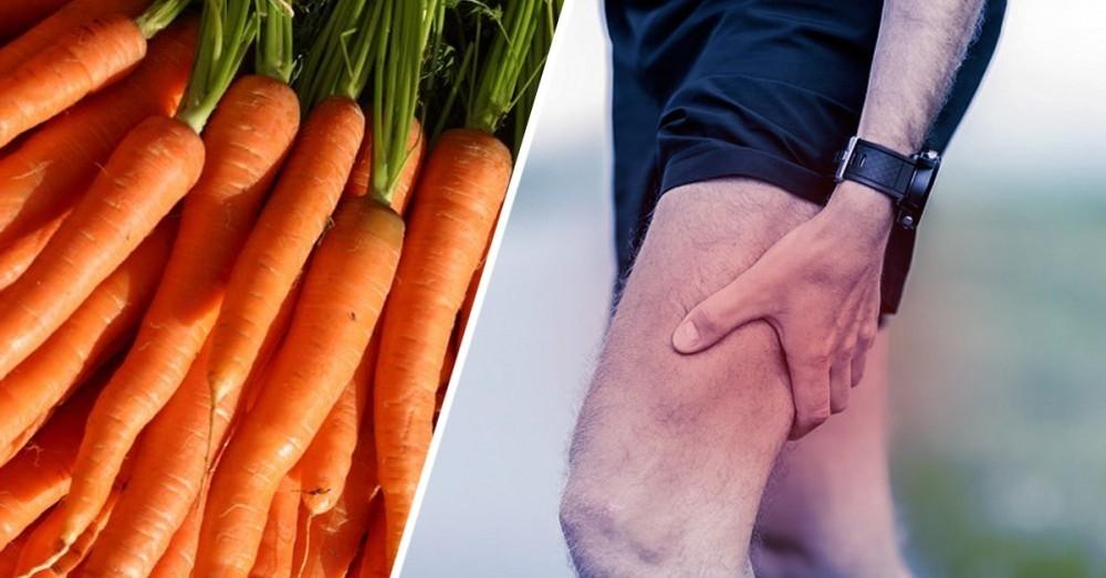 , 4 alimentos que evitarán que tengas calambres, Alimenta y Cura