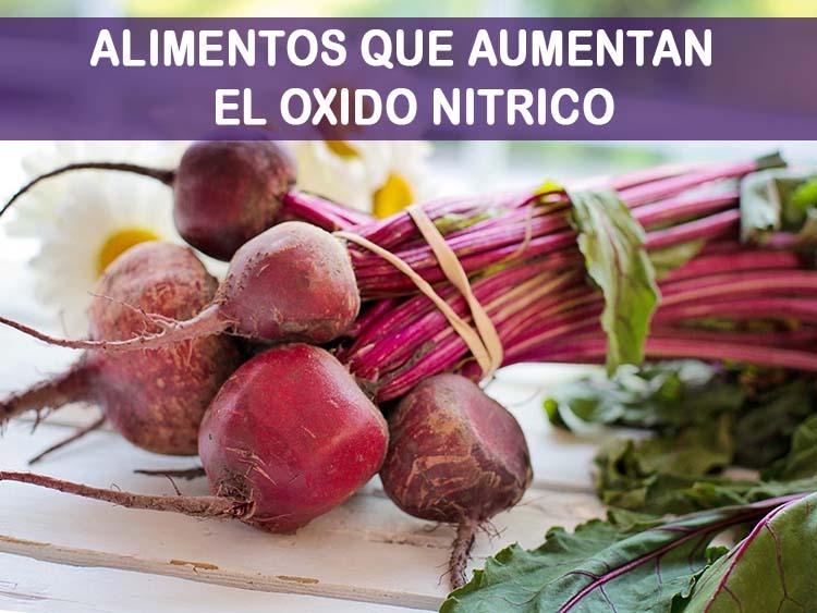 , Alimentos con óxido nítrico y su importancia para la salud vascular, Alimenta y Cura