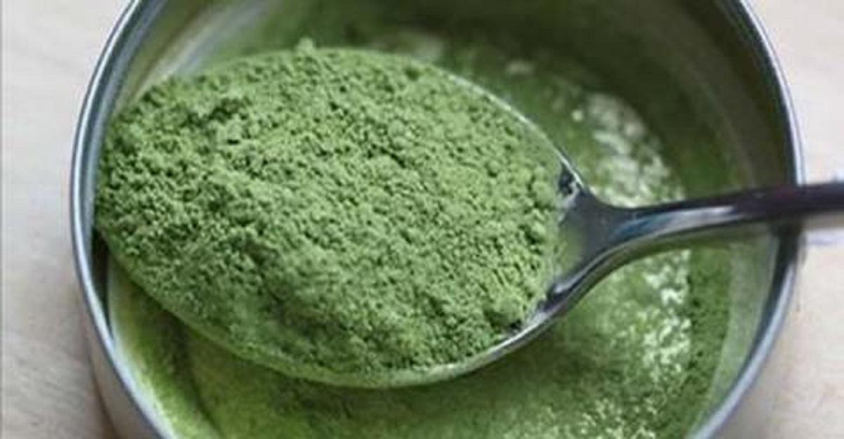, Este polvo es el alimento del futuro, tiene más antioxidantes que los arándanos, más hierro espinaca y más vitaminas que las zanahorias, Alimenta y Cura, Alimenta y Cura