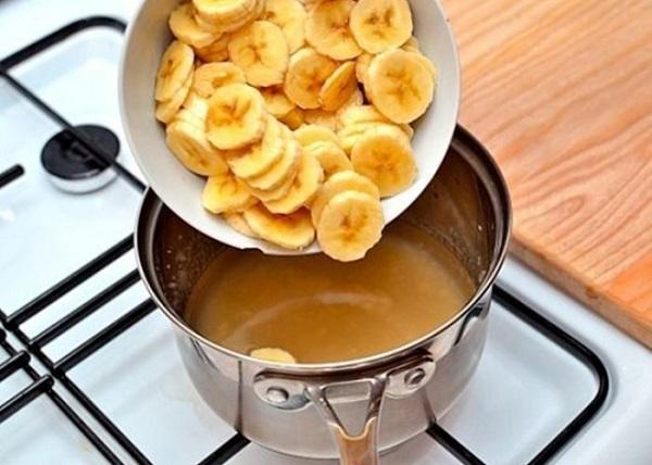 , Más fuerte que cualquier medicamento, plátanos hervidos en canela., Alimenta y Cura, Alimenta y Cura