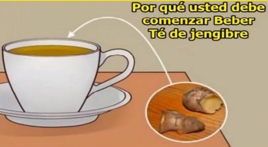 , Porque necesitas beber té de jengibre todos los días y cómo prepararlo de la manera correcta, Alimenta y Cura, Alimenta y Cura