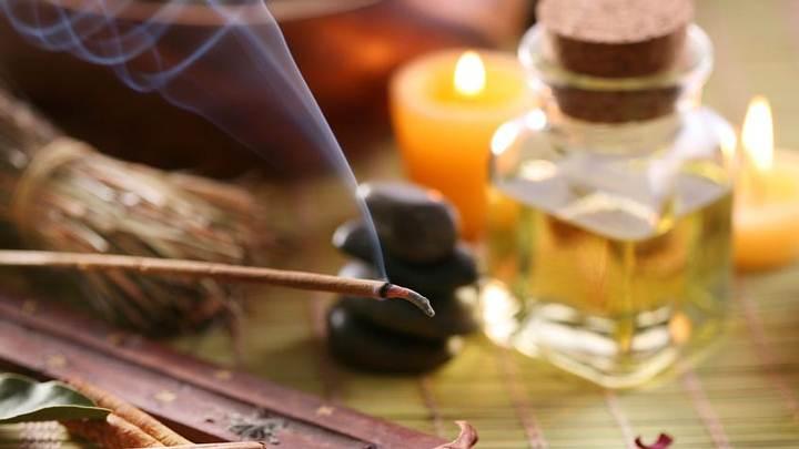 , Tipos de aromas que mejoran el ambiente de trabajo, Alimenta y Cura