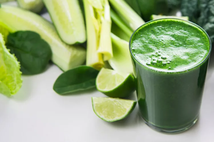 , Receta De Jugo Verde Quemador De Grasa, Alimenta y Cura, Alimenta y Cura