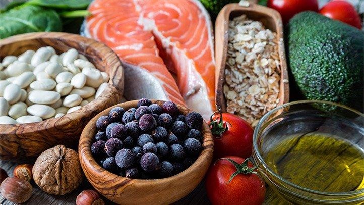 , La dieta antiedad y los mejores alimentos para introducir, Alimenta y Cura
