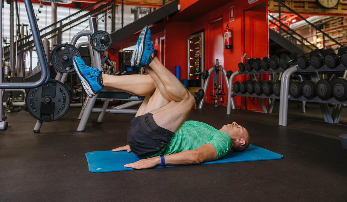 , Maneras en que debería ser rutina de ejercicios mas tarde de los 40, Alimenta y Cura, Alimenta y Cura