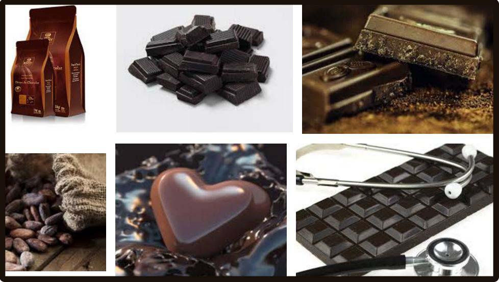 , Beneficios del chocolate negro muy sorprendentes para el organismo, Alimenta y Cura