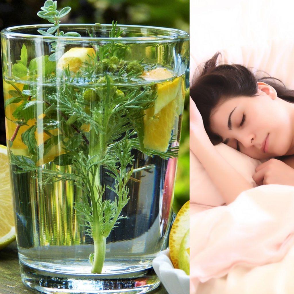 , Con estas 4 bebidas podrías adelgazar mientras duermes, Alimenta y Cura
