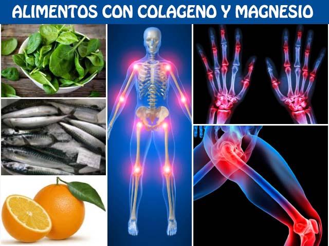 , Alimentos con colágeno y magnesio y su Importancia para el cuerpo, Alimenta y Cura, Alimenta y Cura