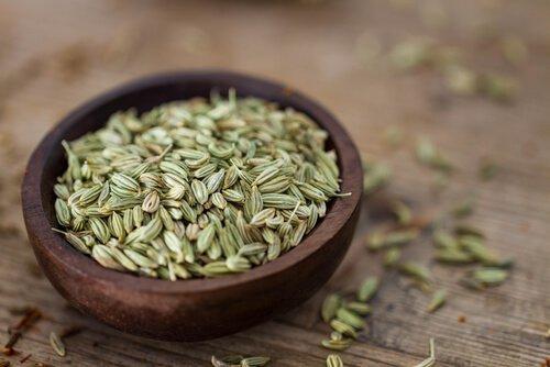 , Semillas de hinojo: beneficios y remedios naturales, Alimenta y Cura, Alimenta y Cura