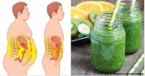 , 8 Jugos Naturales para Quemar la Grasa Abdominal y Aumentar el Metabolismo, Alimenta y Cura, Alimenta y Cura