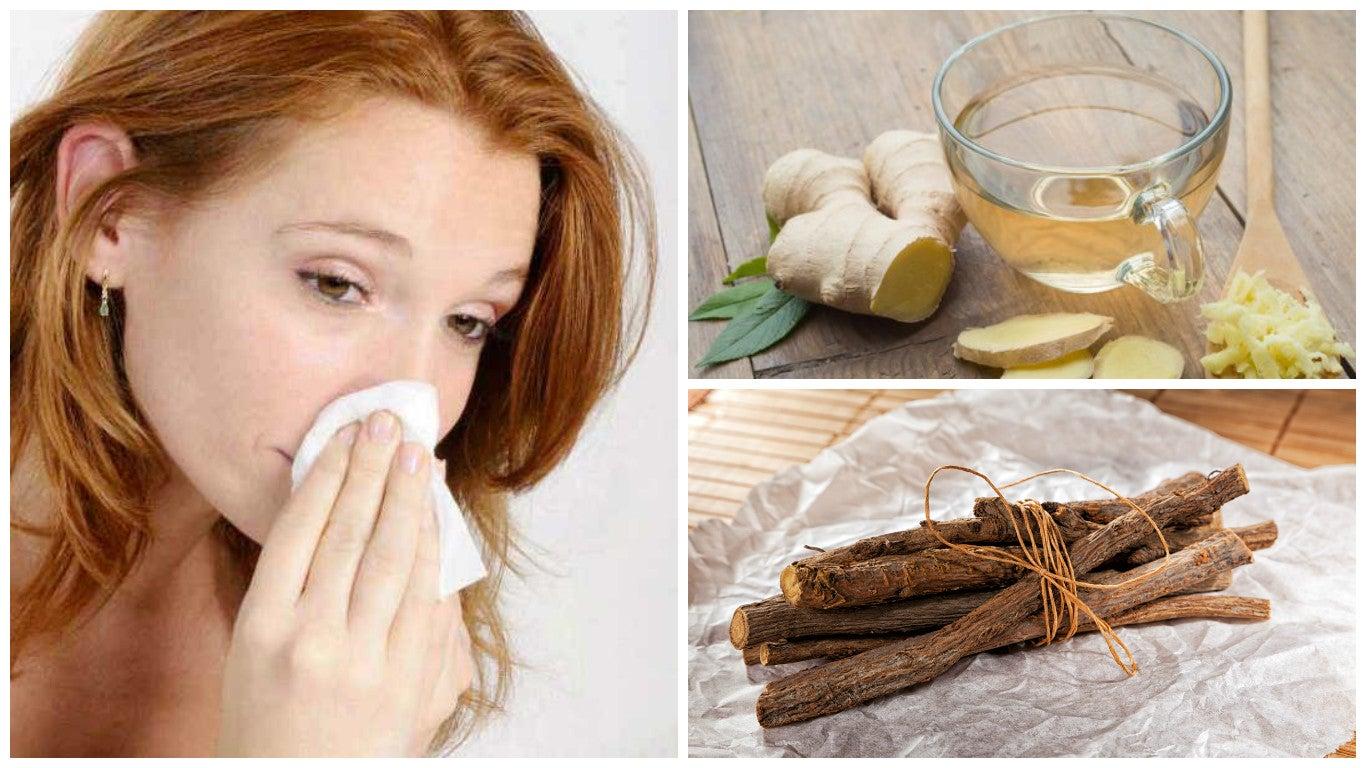 , Los mejores 5 remedios para la alergia al polen, Alimenta y Cura, Alimenta y Cura